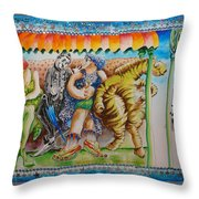 Everyone Is A Star Throw Pillow