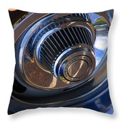 Everything Is Shiny Throw Pillow