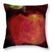 Eve's Apple.. Throw Pillow