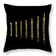 Evolution?-gold Edition Throw Pillow