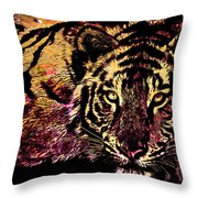 Exalted Beauty Throw Pillow