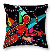 Examined Dissected Analyzed Throw Pillow