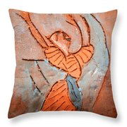 Exclaim - Tile Throw Pillow