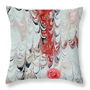 Exclamation Throw Pillow