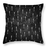 Exclamation Mark Throw Pillow