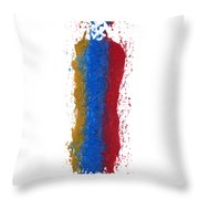 Exclamations 3 Throw Pillow