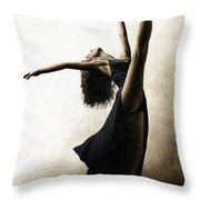 Exclusivity Throw Pillow
