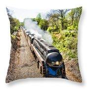 Excursion 611 Throw Pillow