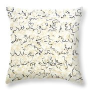 Executive Summary With Notes Throw Pillow