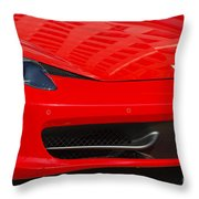 Exotic Reflections Throw Pillow