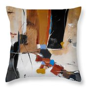 Expectations Throw Pillow