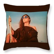 Expedition Throw Pillow