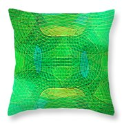 Explore Transdimensions 33 Throw Pillow