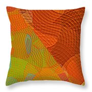 Explore Transdimensions 24 Throw Pillow