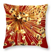 Explosion Enhanced Throw Pillow