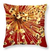 Explosion Enhanced Throw Pillow