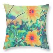 Expression 002 - A Better Life Throw Pillow