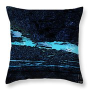 Expressionist View IIi Throw Pillow