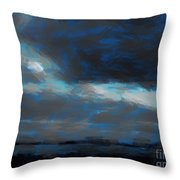 Expressionist View Iv Throw Pillow