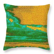 Expressionist View Vi Throw Pillow