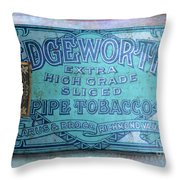 Extra High Grade Sliced Throw Pillow
