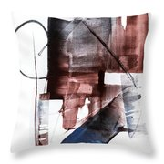 Extract 6 Throw Pillow