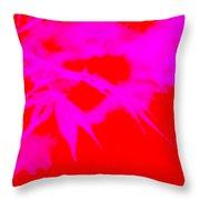 Extravagance Throw Pillow