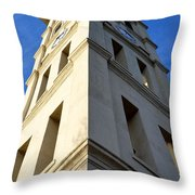 Extreme Angles Throw Pillow