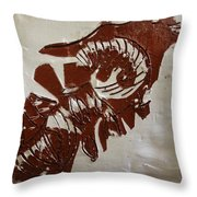 Extremes - Tile Throw Pillow