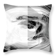 Eye Can See Throw Pillow
