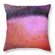 Eye Create Throw Pillow