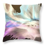 Eye Of The Sea Throw Pillow