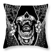Eye See Throw Pillow