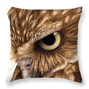 Eyeful Throw Pillow