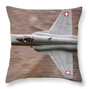 F-5 Throw Pillow