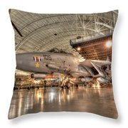 F14 Tomcat Throw Pillow