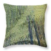 Fabric Texture Throw Pillow