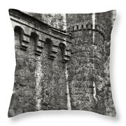 Faces Of Time #2453 Throw Pillow
