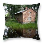 Fagervik Gard 1 Throw Pillow