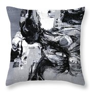 Failed Kingship  Throw Pillow