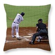 Fair Ball Throw Pillow