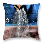 Fairchem Sword Throw Pillow
