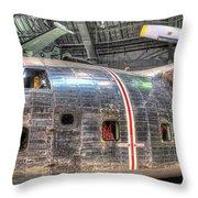 Fairchild C-123k Provider Throw Pillow