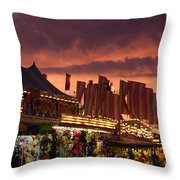 Fairsky Throw Pillow