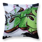 Fairstyle Throw Pillow