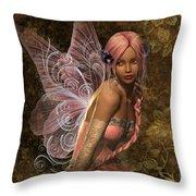 Fairy Lite  Throw Pillow