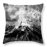 Fairy Tree Throw Pillow