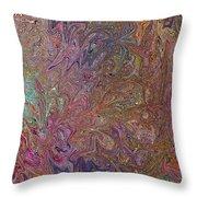 Fairy Wings- Digital Art Throw Pillow