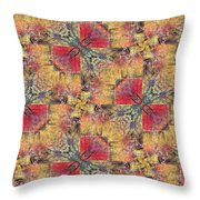Fairy Wings II Throw Pillow