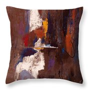 Faithful And True Throw Pillow